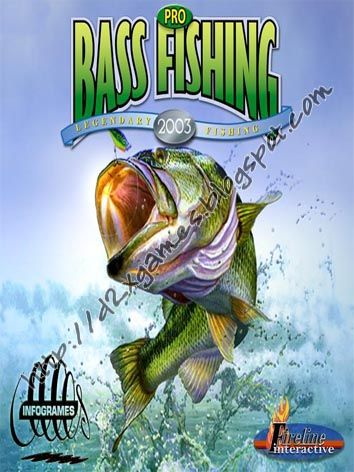 Free Download Games - Pro Bass Fishing 2003