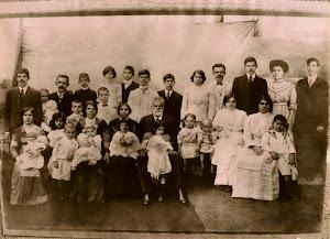 Cel Conceição e família