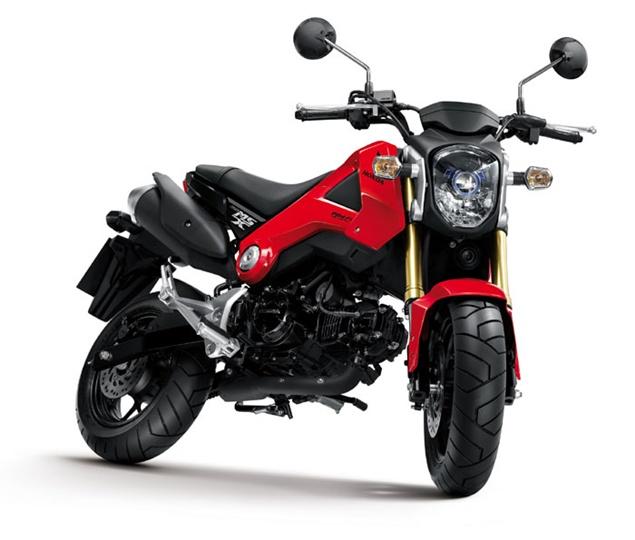 New Honda MSX 125