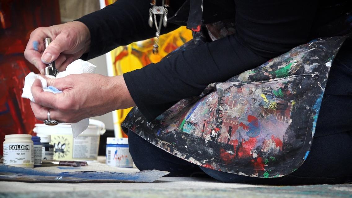 Elaine Weiner-Reed - Artist Blog