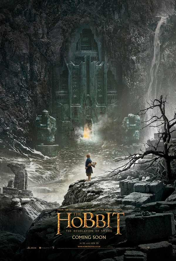 The hobbit, La desolacion de Smaug (2013)