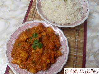 Butter chicken, Poulet Makhani, Inde, Gastronomie indienne, Ça titille les papilles !