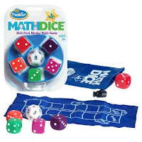 Thinkfun - Math Dice Jr.