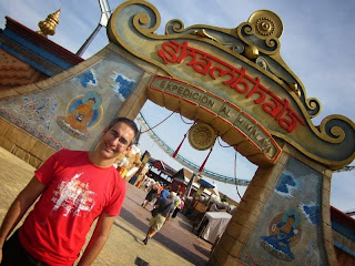 Shambhala in Port Aventura