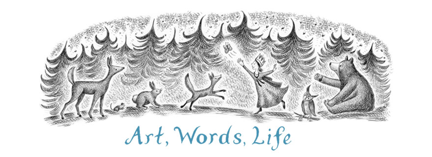 Art, Words, Life