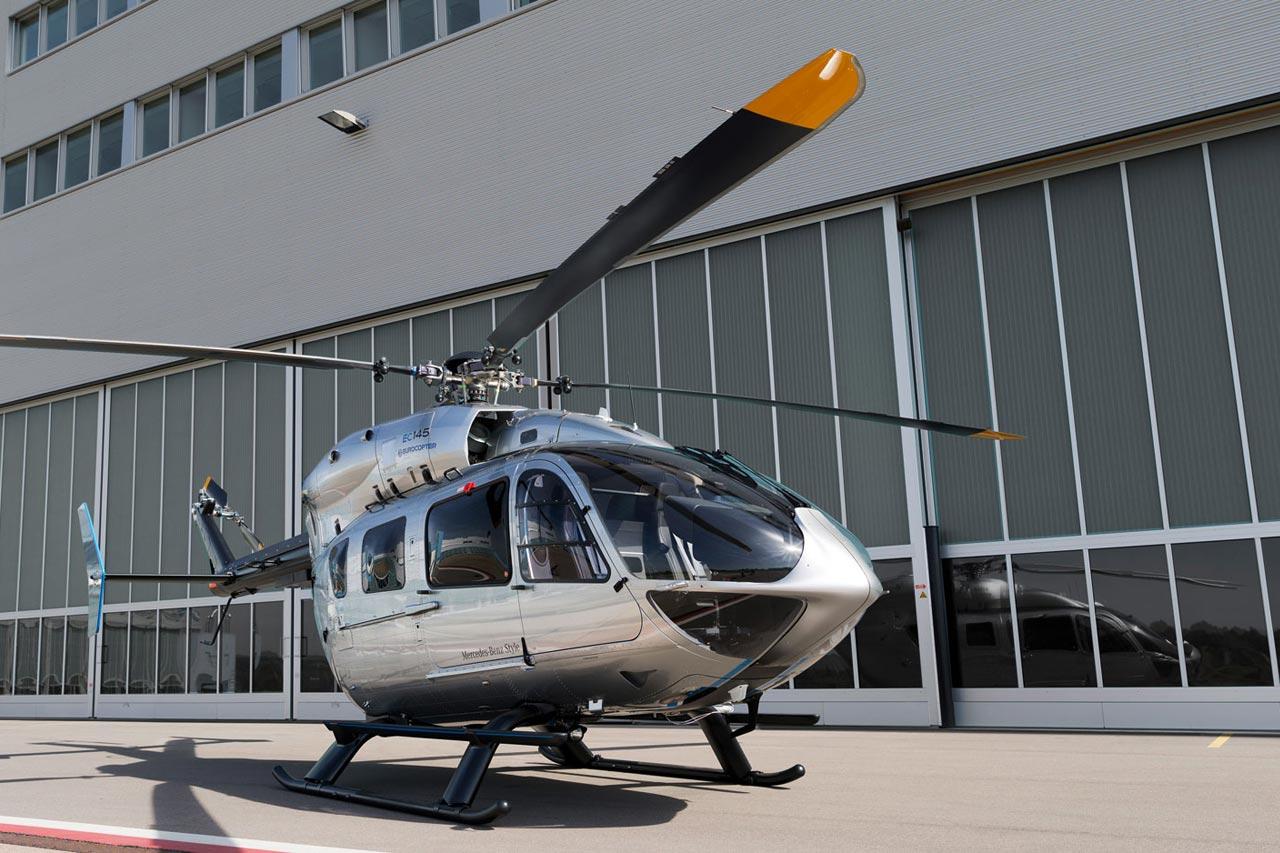 Mercedes-Benz Style Eurocopter EC145