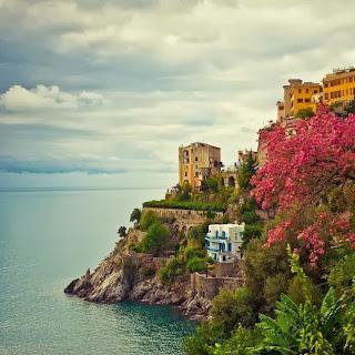 Amalfi, Town, Italy