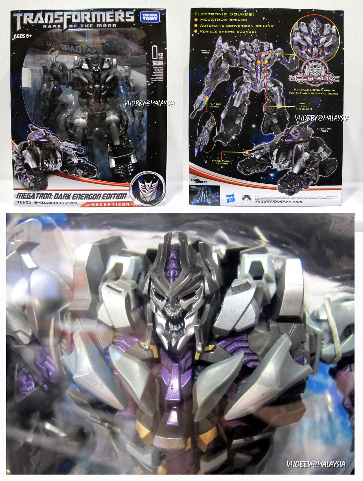 Transformers Dotm Leader Class Megatron Leader Class Megatron Dark