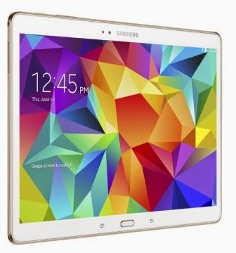 Samsung Galaxy Tab S 8,4 dan Tab S 10,5 resmi diperkenalkan