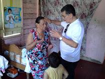 Evangelizando nas Residências