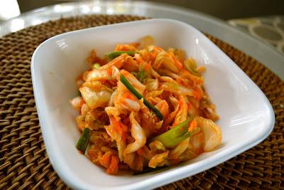 Kimchi criollo kimchi alternativa f cil y r pida - Cocina rapida y facil ...