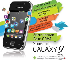 Review Samsung Galaxy Young S5360 - WebAwang