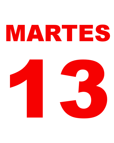 "Martes 13: Not Hemingway's Spain: Spain's Friday The 13th: ""Martes Y"