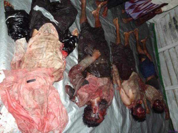 ArrakanBoiling 16 Muslim Massacre in Myanmar Dr.Asjad Bokhari