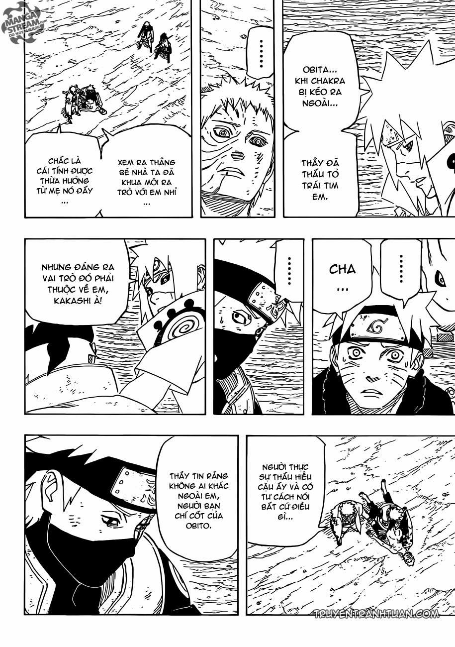 Naruto - Chapter 655 - Pic 9