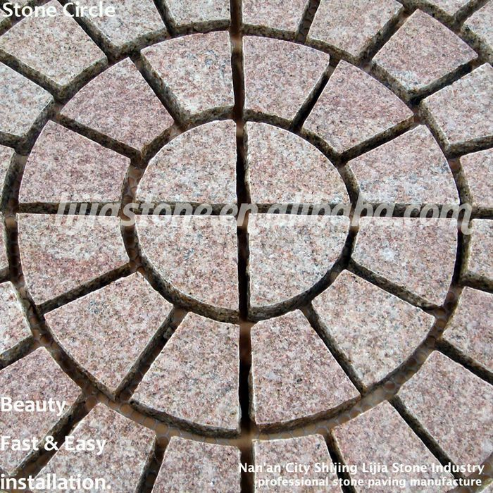 Patio Pavers Shapes