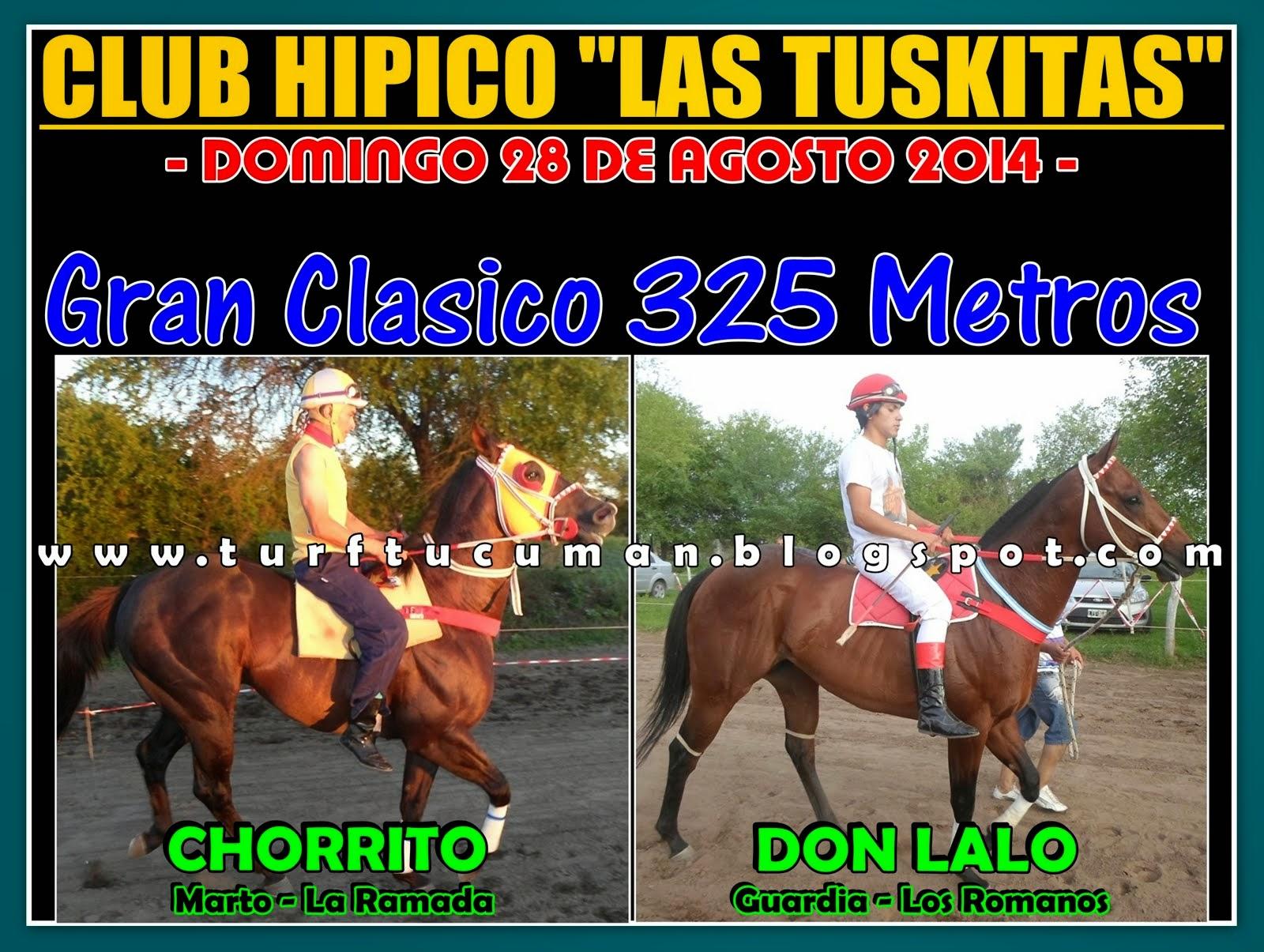 CHORRITO VS LALO