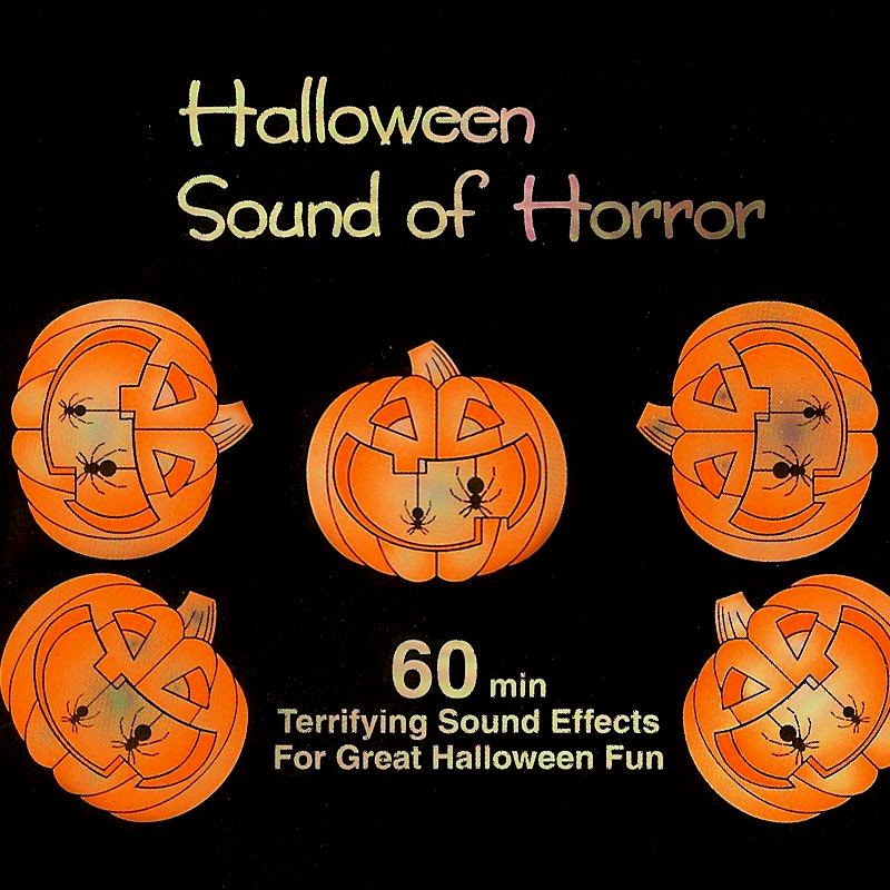 halloween sound of horror cd remix