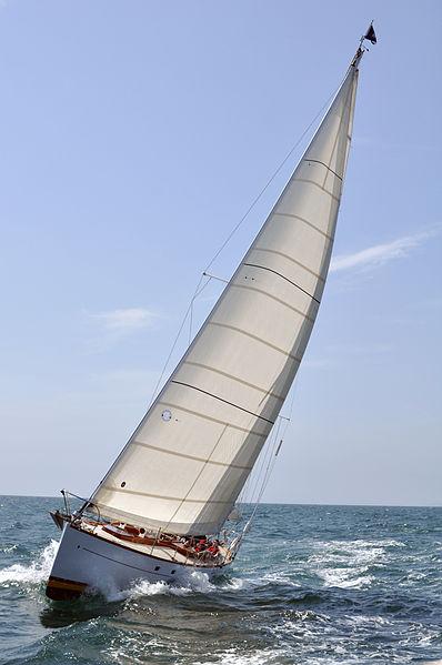 Gambar Perahu Layar Yacht mirng