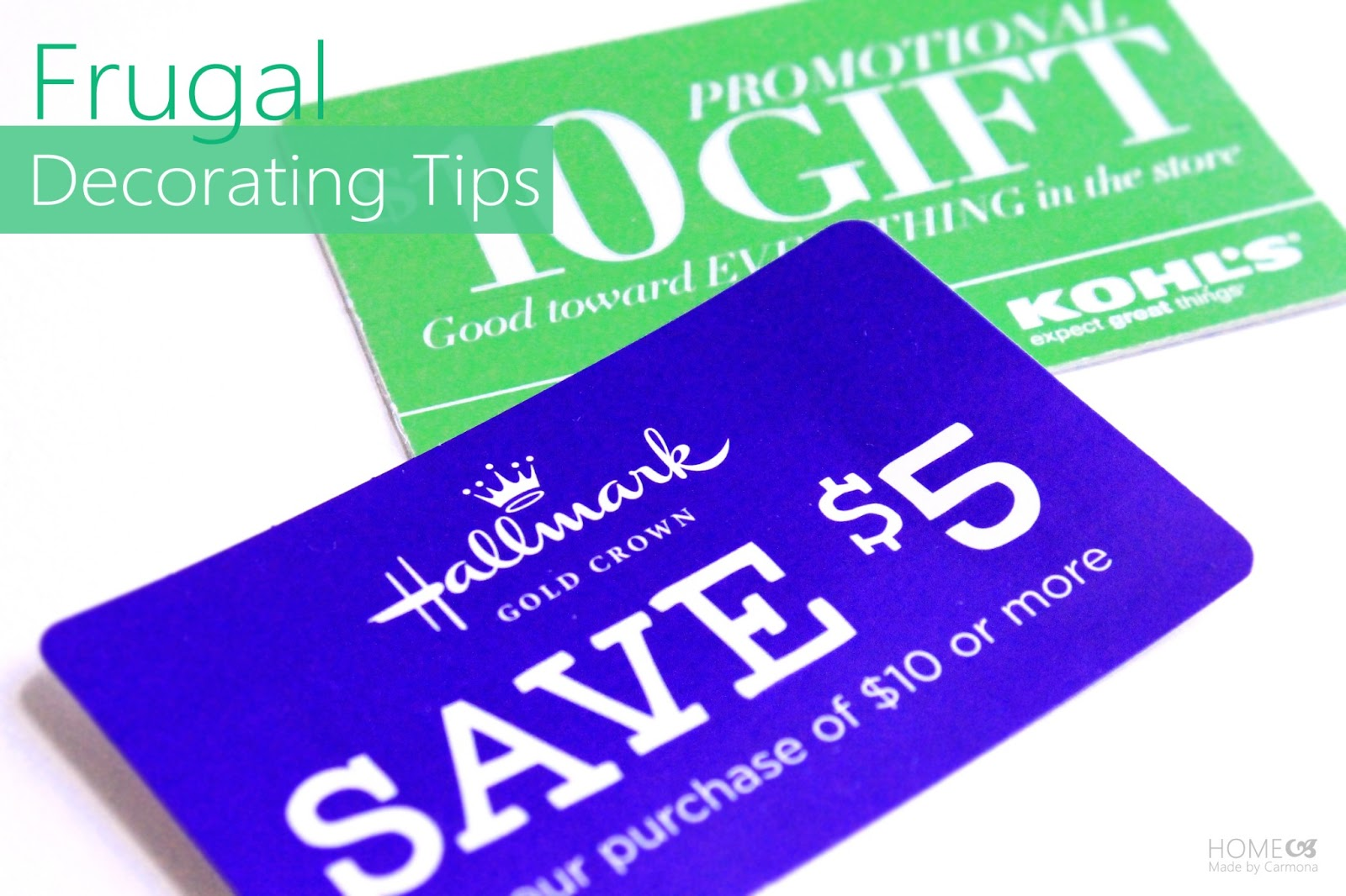 Home Decor Hardware Coupon