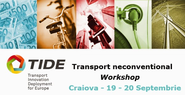 TIDE Craiova: transport neconventional