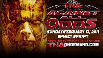 Repeticion de Summerslam 2013: Repeticion de TNA Against All Odds 2011