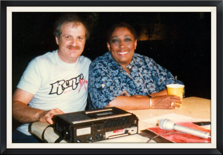 George & Carmen McRae