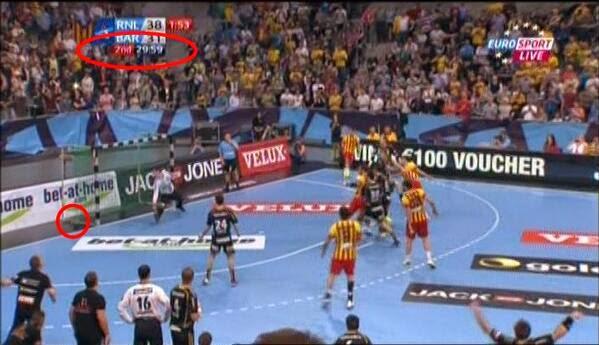¿Gol o no gol? ¿ Por que no usar la tecnología? | Mundo Handball