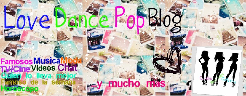 Love Dance Pop Blog