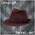 DEADWOOL - FEDORA RED