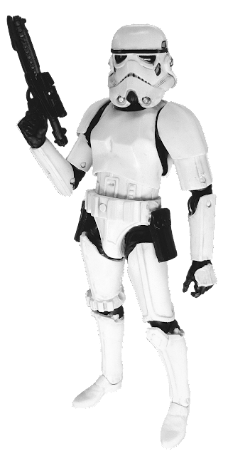 Star Wars Black Series Stormtrooper Custom by GeekSummit