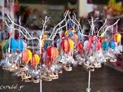 Μπομπονιέρες αερόστατα