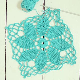 ByHaafner, crochet, Japanese crochet pattern, market bag