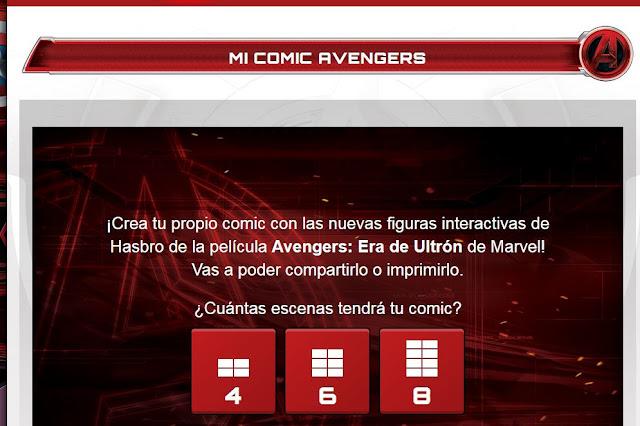 http://www.disneylatino.com/publicidad/hasbro/avengersunidos/crea-tu-comic.php#0