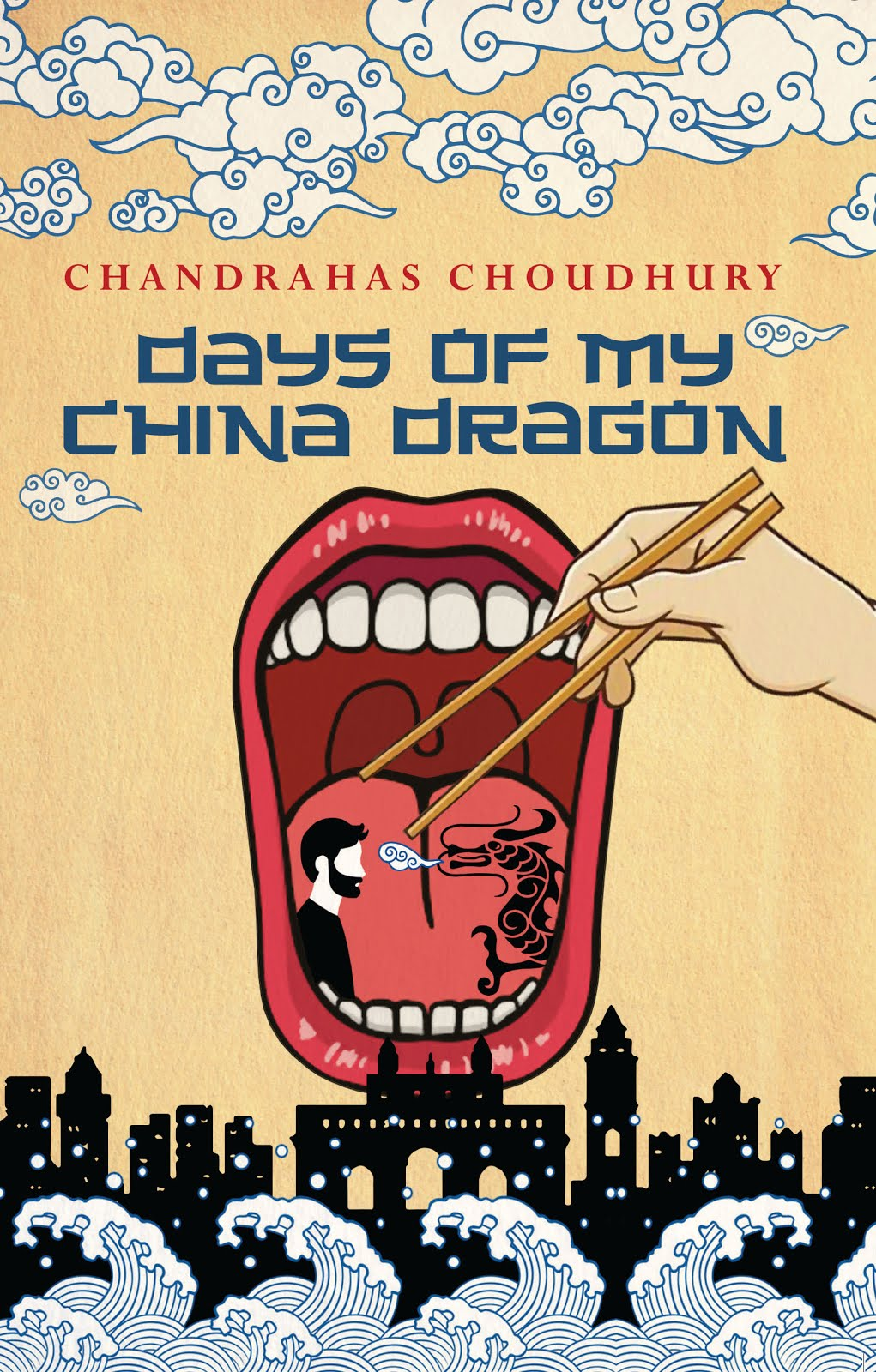 My books: Days of My China Dragon
