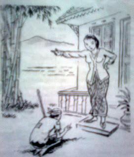 Sasakala Situ Bagendit :: Dongéng