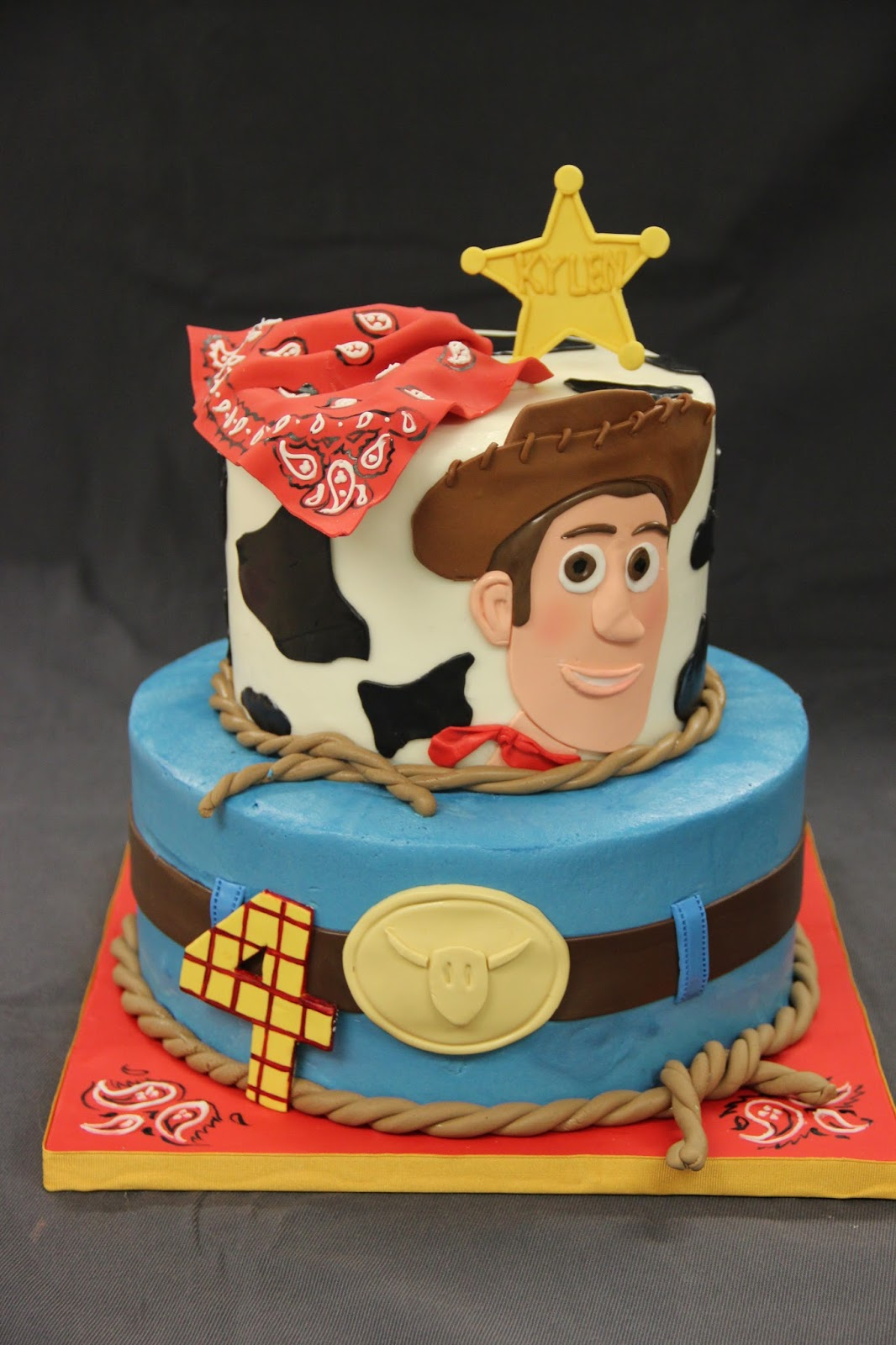 Toy Story Cakes For Boys : Cake catch up