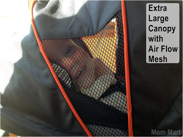 Baby Trend Inertia Infant Car Seat Canopy