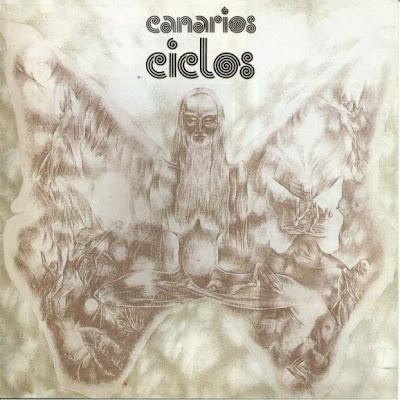 Canarios - Ciclos 1974 (Spain, Symphonic Prog)