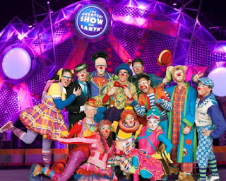 "clowns+and+portal_jpg Ringling Brothers & Barnum & Bailey present ""Built to Amaze"