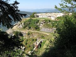 Forte Corbin a Tresche 1090 slm