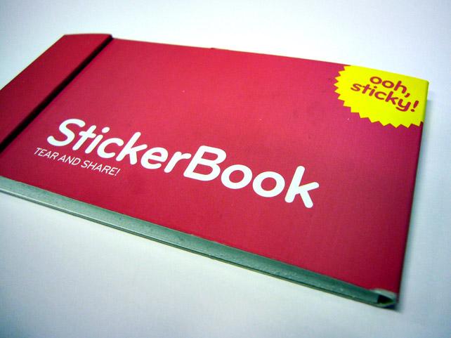 Design Sticker-Oh Beton