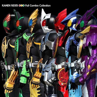 [Album] Kamen Rider OOO Full Combo Collection