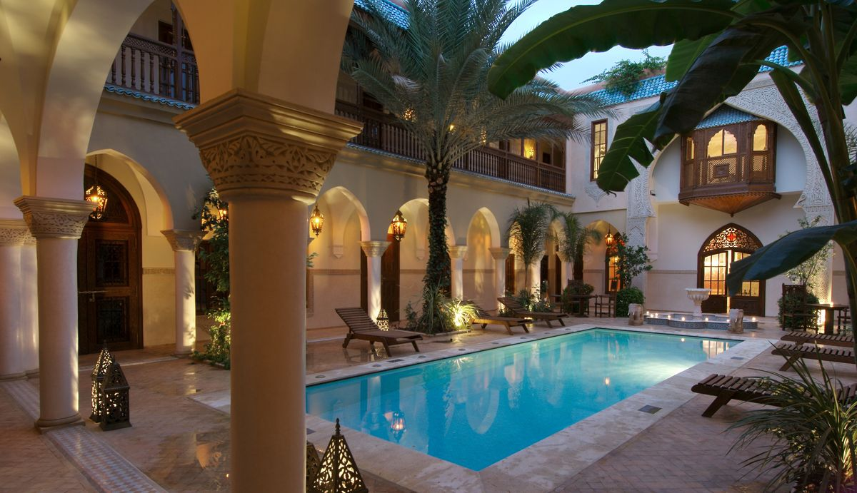 Passion for luxury demeures d 39 orient luxury riad in marrakech - Top 10 riads in marrakech ...