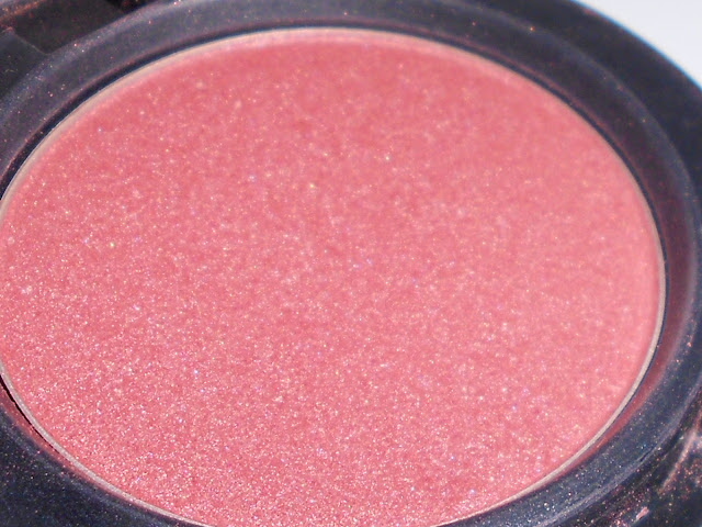 mac plum foolery blush