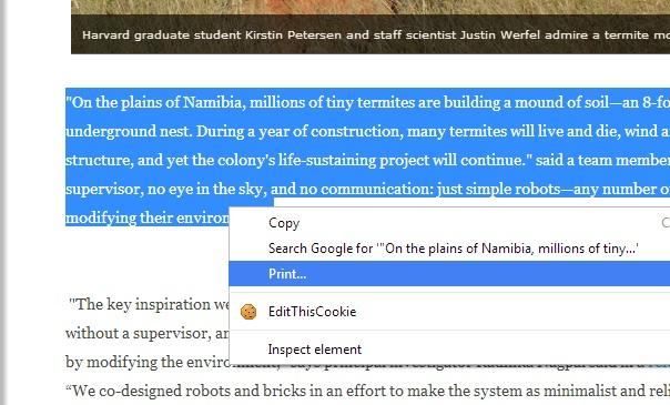 Google Chrome shortcut2