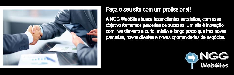 Agora você pode ter o seu site!