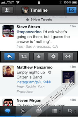 Tweetbot for Twitter 2.7.3 - iPhone Family World