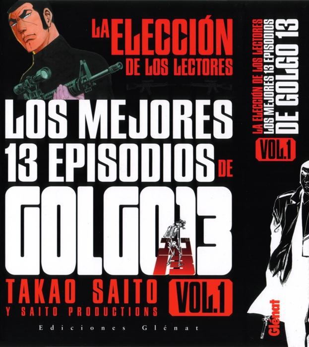 Una Plaga De Espías: LOS MEJORES 13 EPISODIOS DE GOLGO 13