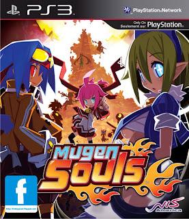 MUGEN SOULS PS3